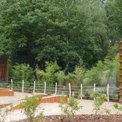 Tierpark Berlin - Eingang & Spielplätze